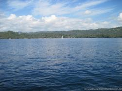 Sailboat off the coast of Samana Dominican Republic.jpg