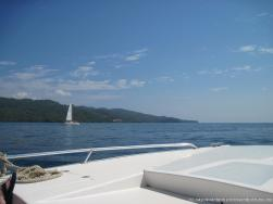 Sailboat yacht off the coast of Samana Domincan republic.jpg