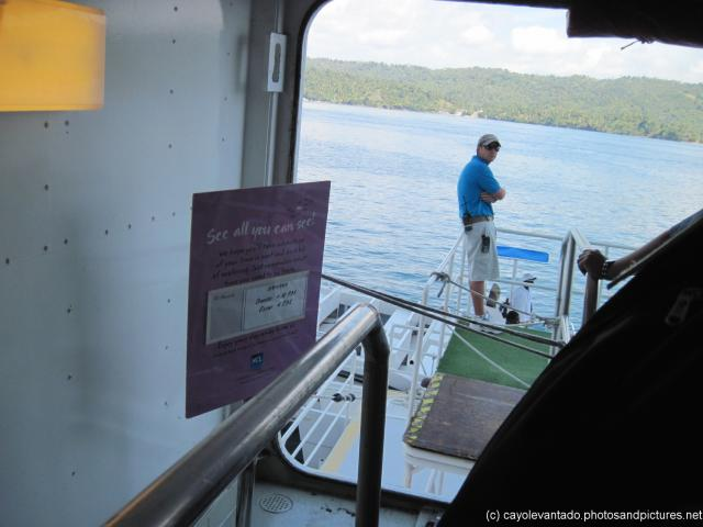 Waiting for tender boat to go to Cayo Levantado from Norwegian Dawn.jpg
