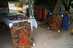 Art at a Cayo Levantado vendor stall.jpg