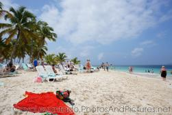 Great weather at Cayo Levantado beach.jpg