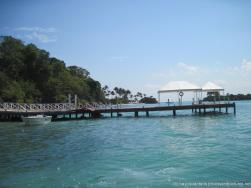 Dock of Cayo Levantado.jpg